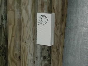 DNH SAFE10P Vandal-resistant speaker